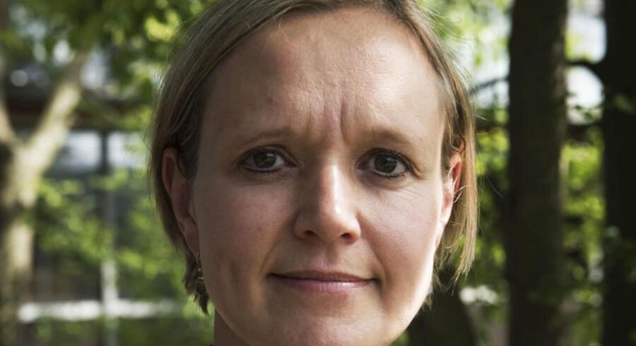 Venstres spidskandidat til kommunalvalget 2017, Cecilia Lonning-Skovgaard. Hun vil sætte ind mod bandemedlemmernes familier.