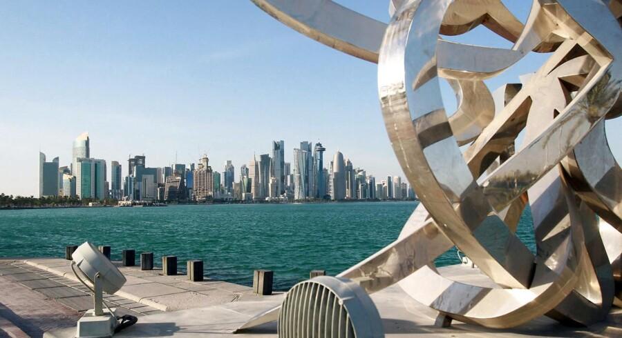 ARKIVFOTO: Doha, Qatar