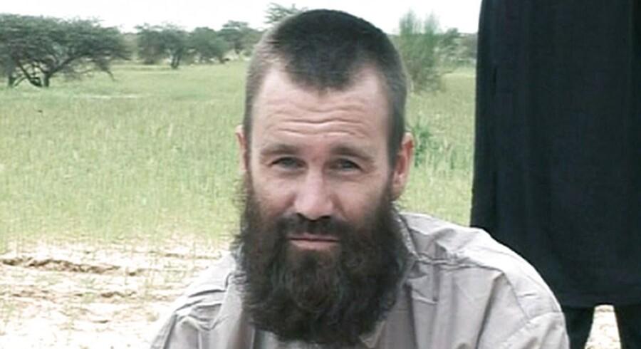 Svenskeren Johan Gustafsson, der har siddet som gidsel i Mali, er igen på fri fod efter mere end fem års fangenskab.