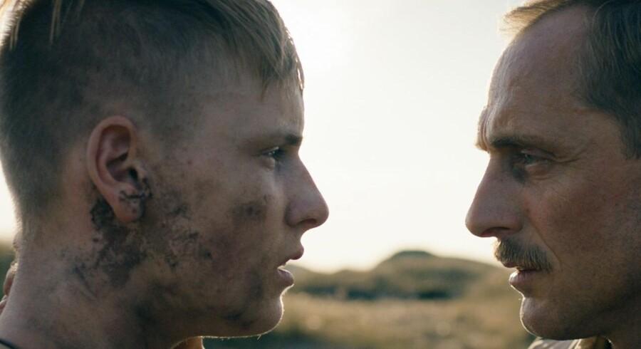 """Den danske film """"Under sandet"""" er videre i kapløbet om at blive nomineret til en Oscar. Free/Camilla Hjelm Knudsen"""