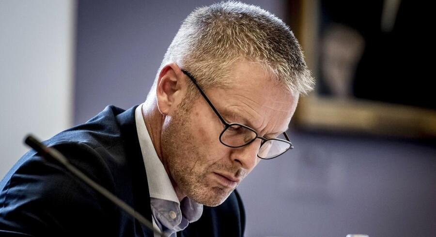 Arkivfoto: Sundhedsordfører Flemming Møller Mortensen (S).