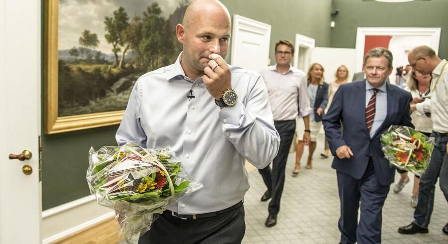 Søren Pape Poulsen (K).
