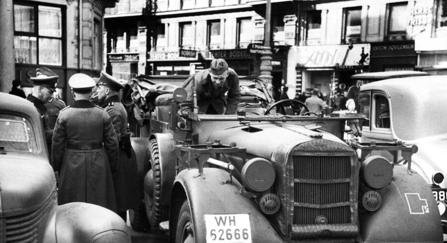 Vi lever stadig i Anden Verdenskrigs skygge.