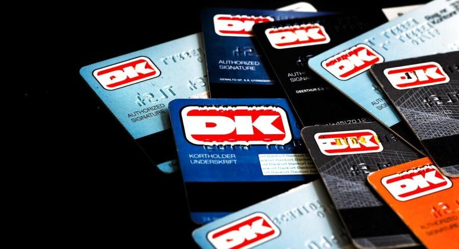 Arkivfoto: Regningerne på flere hundredtusinder kroner blev nemlig betalt med manipulerede kreditkort fra SEB Bank.