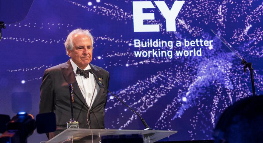 Brasilianske MRV Engenharias og dens stifter, Rubens Menin, blev lørdag aften kåret som årets World Entrepreneur of the Year ved finaleeventet i fyrstedømmet Monaco.