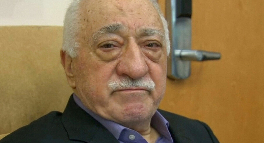 Den tidligere imam Fethullah Gülen vil ikke sendes tilbage til sit hjemland Tyrkiet fra USA.
