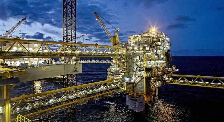 Arkivfoto. Mærsk-gruppens administrerende direktør, Søren Skou, siger at prisen på Maersk Oil er »god og fair«.