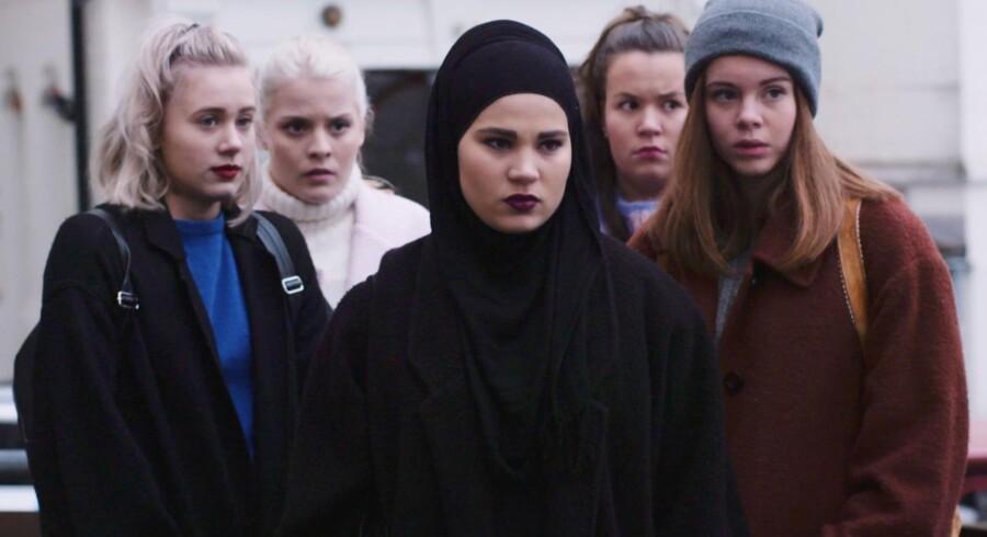 »Skam« er årets bedste TV-serie.