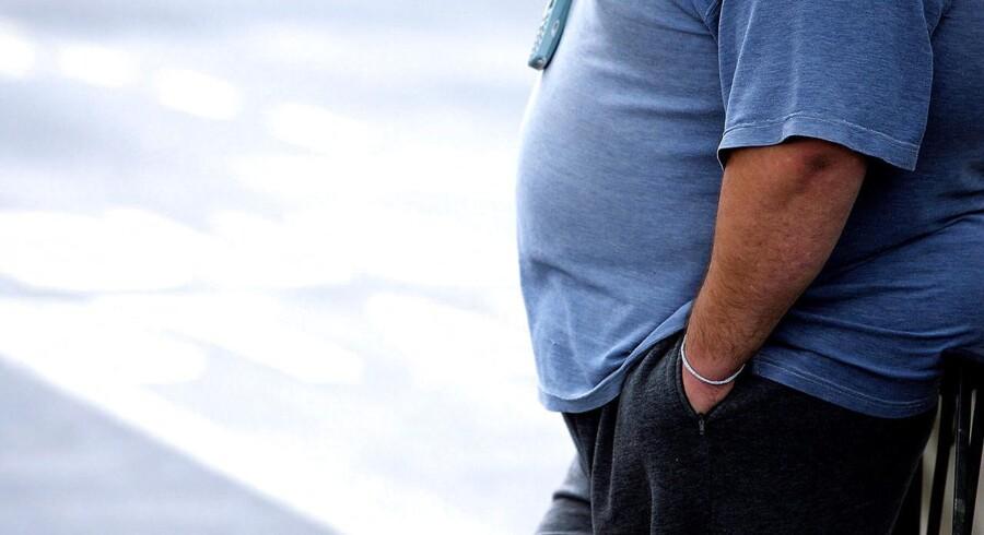 Rapporten, der bygger på data fra 180.000 danskere, viser, at 51 pct. af befolkningen over 15 år nu er overvægtige. Det er en stigning på fire procentpoint siden 2013.