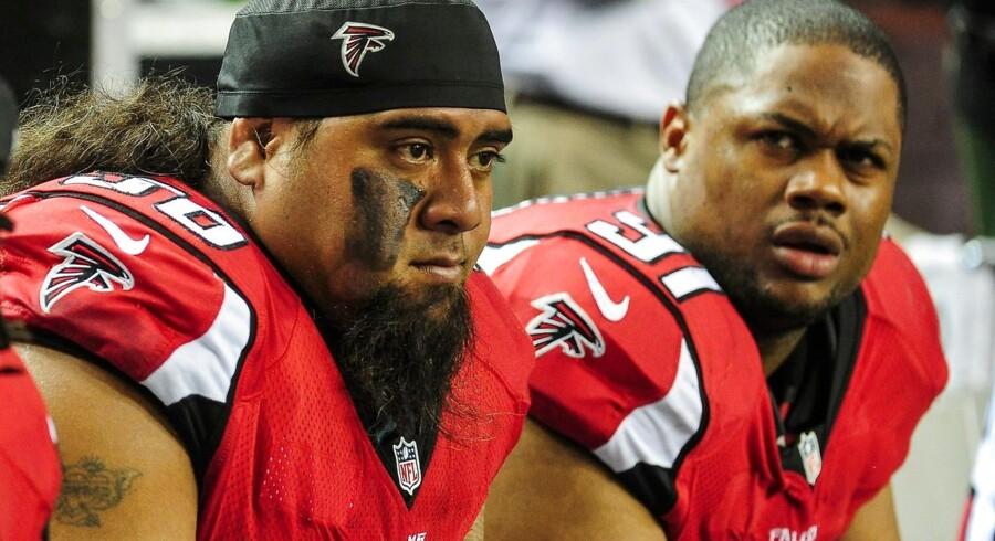 NFL-holdet Atlanta Falcons er blevet straffet i en opsigtsvækkende sag.
