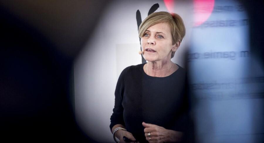 ARKIVFOTO: Kulturminister Mette Bock (LA)
