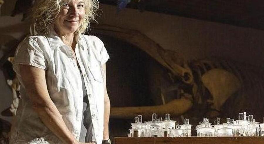 »Det er helt fantastisk. Jeg kan nærmest ikke rumme det,« siger udstillingschef Hanne Strager om sit enestående fund.