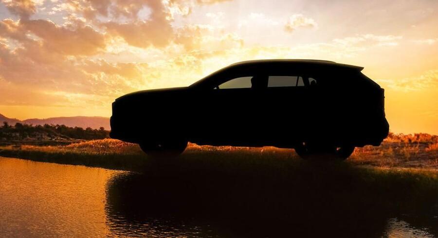 Den femte generation Toyota RAV4 har premiere på den internationale biludstilling i New York om få uger, og som den nye Auris vil den være udviklet fra bunden til benzin- og hybriddrift, men ikke til diesel.