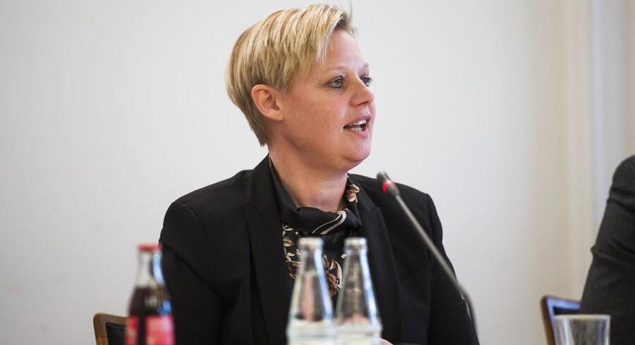 Socialdemokraternes Annette Lind.