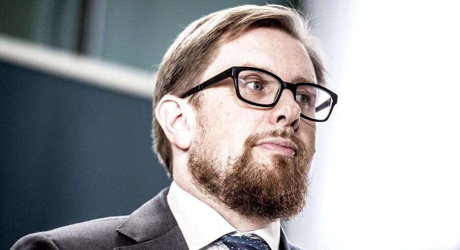 Enhedslisten kræver nu en redegørelse fra indenrigsminister Simon Emil Ammitzbøll (LA).
