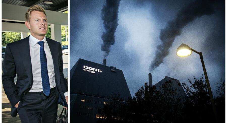 Hvordan har den danske stat på få år kunnet tjene 47,5 milliarder kr. på at eje DONG?Foto: Søren Bidstrup (TV) og Jeppe Bjørn Vejlø (TH)