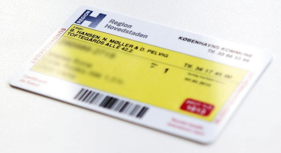 ARKIVFOTO: I sommeren 2014 blev CPR-numre på 900.000 danskere ved en fejl offentliggjort.