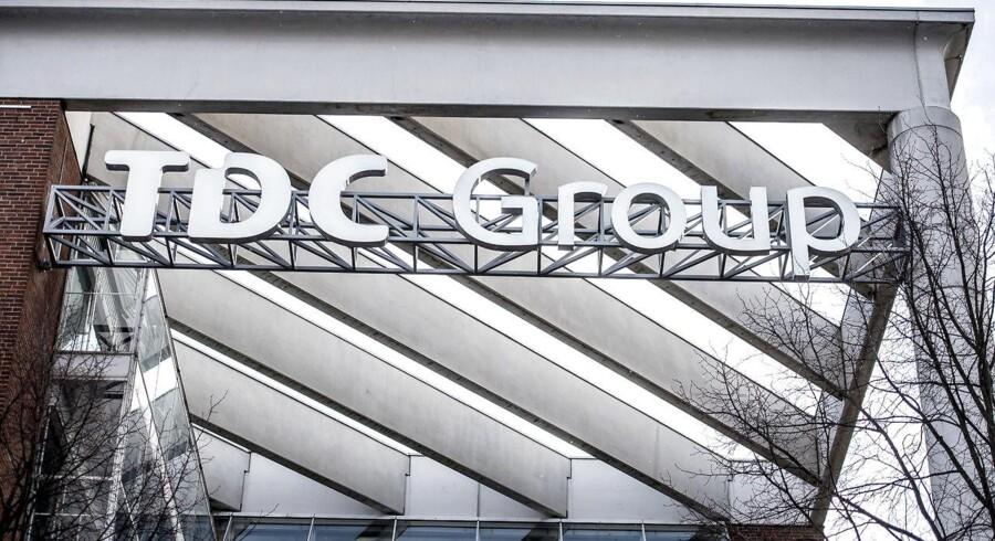 TDCs hovedkvarter på Teglholmsgade i København