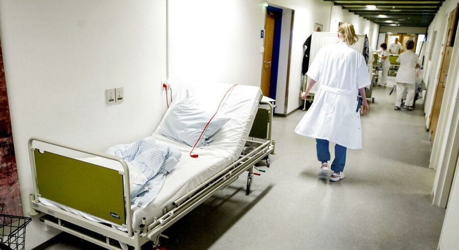 Arkivfoto. Det kniber med at overholde den såkaldte udredningsret for hjertepatienter, viser tal fra Sundhedsstyrelsen.