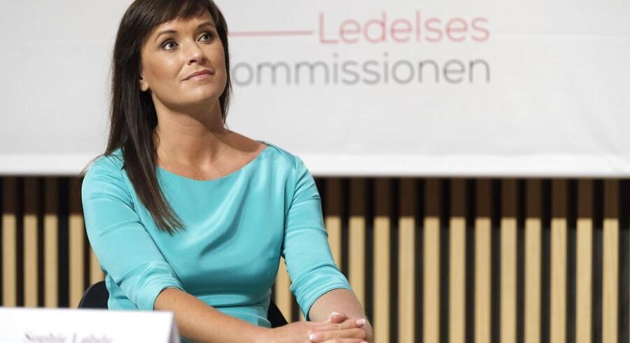 Innovationsminister Sophie Løhde (V) erkender, at det som politiker er let at blive grebet af enkeltsager.