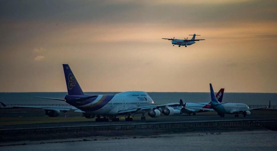 Balis internationale lufthavn er genåbnet onsdag morgen.