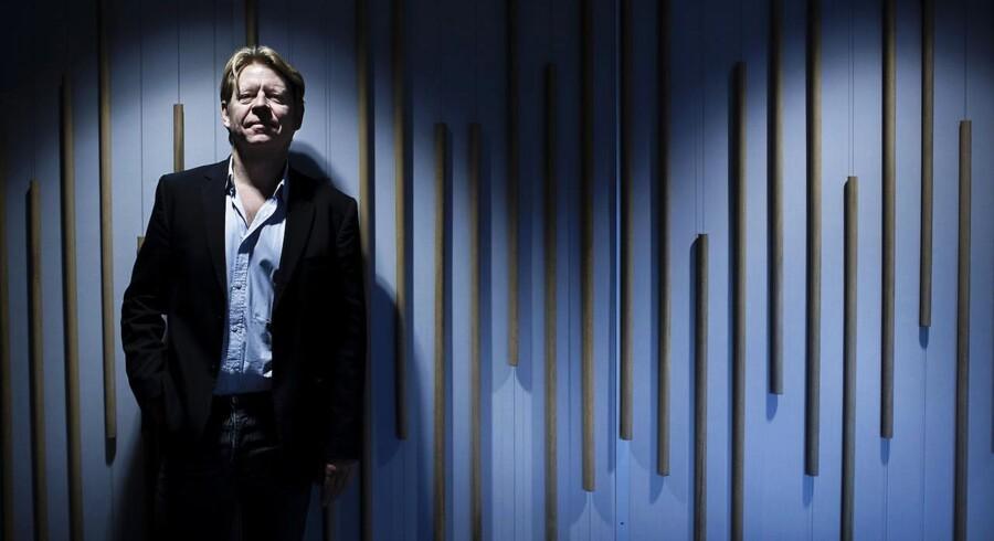 Hvis det står til Dansk Folkeparti, må Radio24syv's kanalchef Jørgen Ramskov indstille sig på at flytte kanalen til Jylland (Foto: Thomas Lekfeldt/Scanpix 2017)