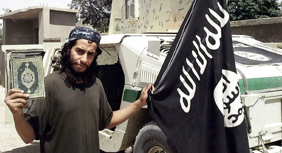 Belgiskfødte Abdelhamid Abaaoud var hovedmanden bag terrorangrebet i Paris 13. november 2015