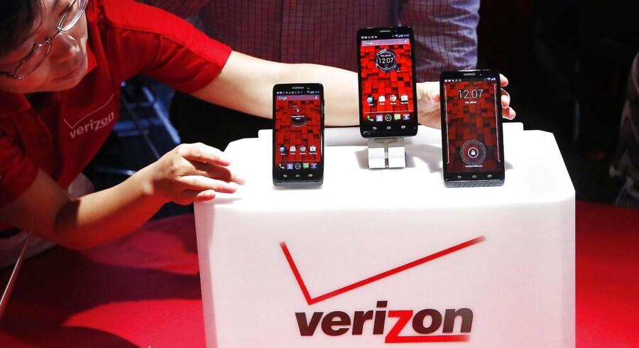 Verizon har ikke lagt skjul på sit ønske om at opnå fuldt ejerskab over Vodafones mobilnet, som vokser hurtigt og sikrer en omsætning på milliarder af dollars.