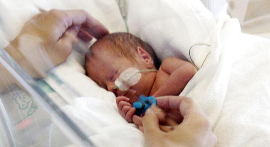 Børn på neonatalafdelinger behandles med medicin, der indeholder tilsætningsstoffer, som er potentielt farlige for især spædbørn, påviser undersøgelse.