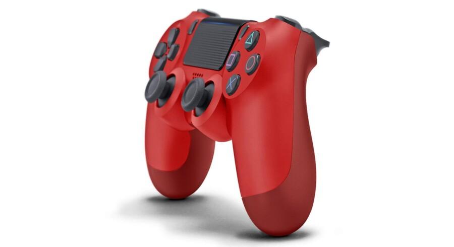 Den nye Playstation. Foto: PR