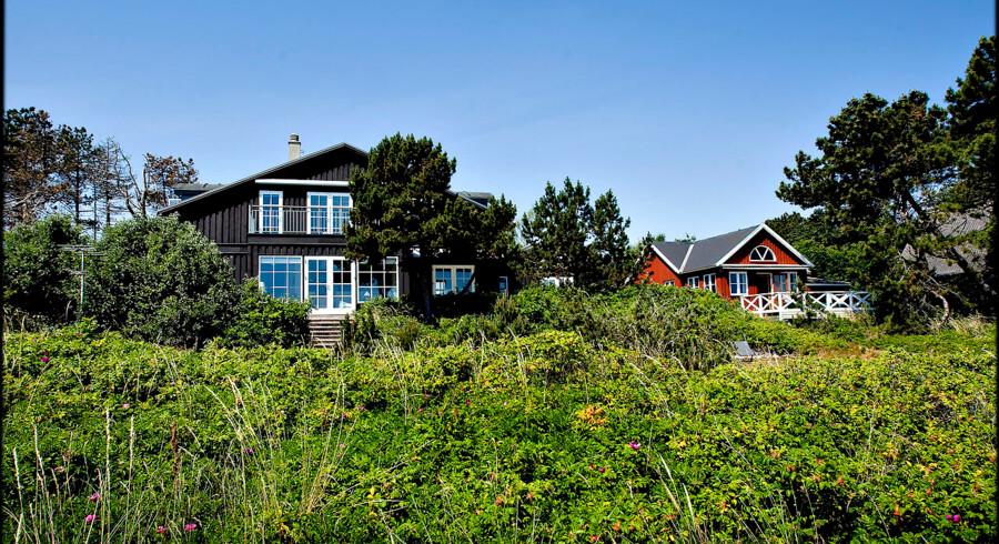 Hovedparten af de danske sommerhuse er små og hyggelige i den oprindelige stil. Men både ejendomsmæglerkæde og brancheforening for feriehusudlejning efterlyser flere store huse.