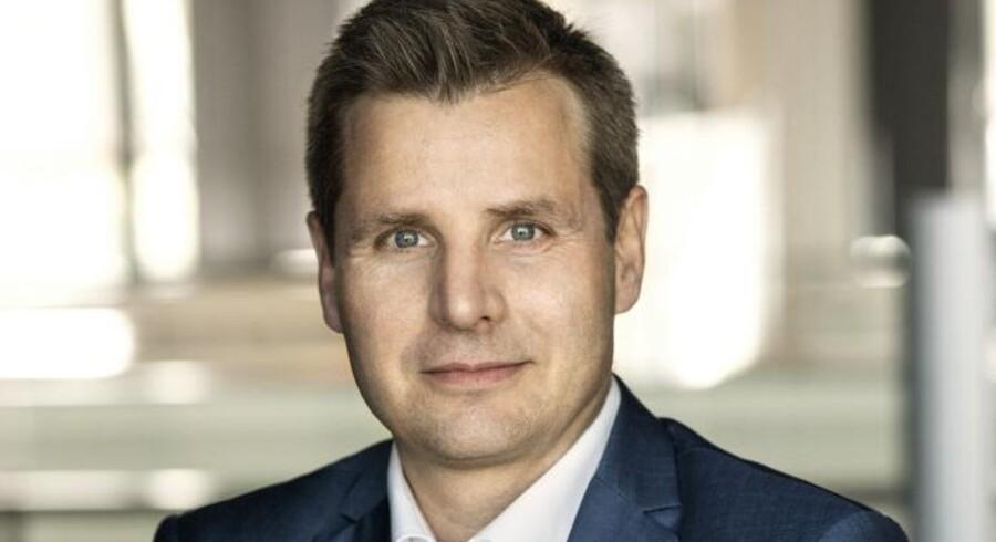 Telias nye topchef i Danmark, Morten Bentzen, har været med længe og de seneste fire år siddet i den danske direktion. Foto: Telia
