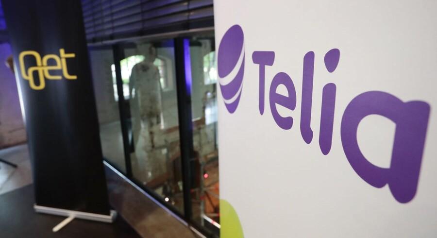 Telia betaler fire milliarder kroner mere, end TDC i sin tid gjorde, for at overtage TDCs norske kabel-TV-selskab Get og dermed gøre TDC til et rent, dansk foretagende. Foto: Lise Åserud, NTB/Scanpix