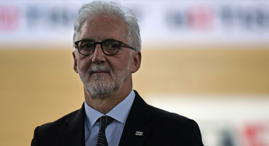 Brian Cookson får en modkandidat i præsidentvalget til september. Scanpix/Anthony Wallace