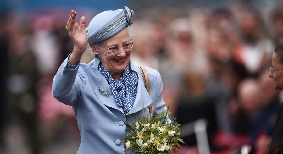 Dronningen aflyser statsbesøg i Tyrkiet. Arkivfoto