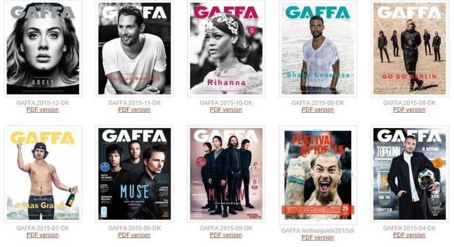 Musikmagasinet fortsætter med at blive udgivet, men det sker i et nyt selskab.