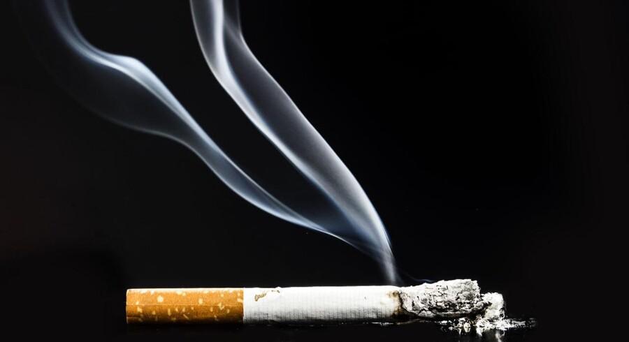 Danske Folkeparti foreslår at flytte cigaretsalget til automater i stedet for forretninger, for at komme salg til mindreårige til livs.