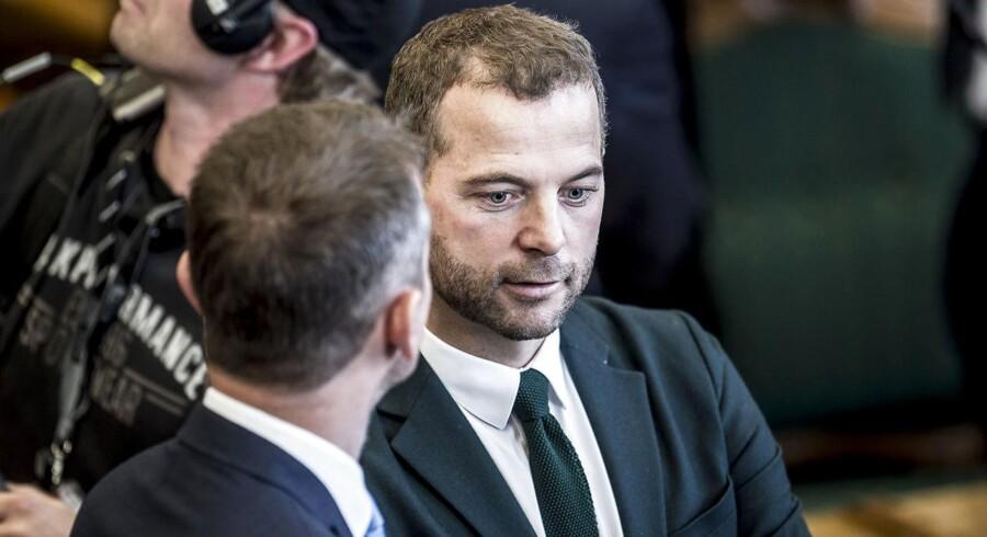 Morten Østergaard er enig med Anna Mee Allerslev i, at det var den rigtige beslutning at trække sig som borgmester og fra københavnsk politik.