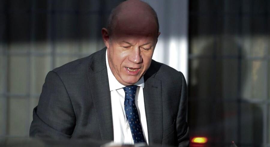 Journalisten Kate Maltby blev udsat for en smædekampagne, efter hun anklagede Storbritanniens vicepremierminister Damian Green (billedet) for sexchikane.