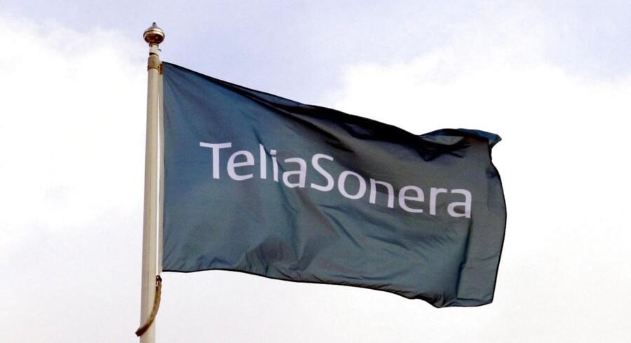 Det svenske teleselskab Teliasonera omstrukturerer forretningen og fjerner de eksisterende forretningsområder
