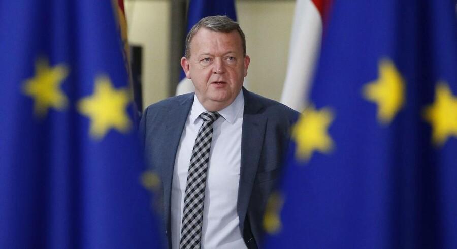 Lars Løkke Rasmussen bekræfter, at EU-landene har diskuteret muligheden for at udvise russiske diplomater og hjemkalde ambassadører.