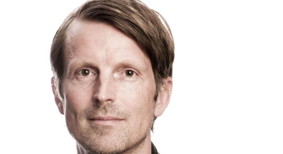 Jeppe Krogsgaard Christensen, forfatter