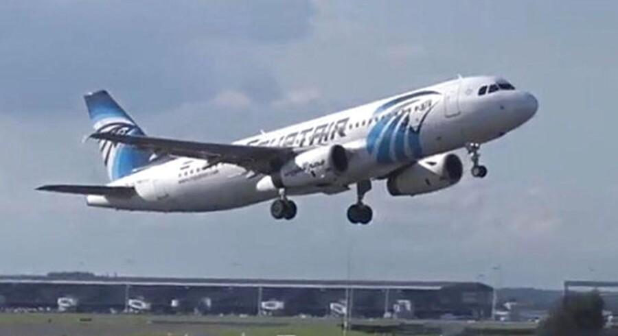 Arkvfoto. Iran har sendt fem fly lastet med mad til Qatar, oplyser det nationale flyselskab Iran Air.