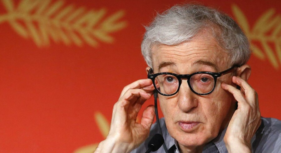 Woody Alleni Cannes i maj - holder tilsyneladende stilen i sin nye TV-serie.