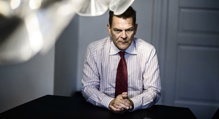 B&O-formanden, Ole Andersen, er én af dem, der har fundet vej til den ugentlige liste over toperhvervsfolk, der klarede sig enten godt eller skidt denne uge.