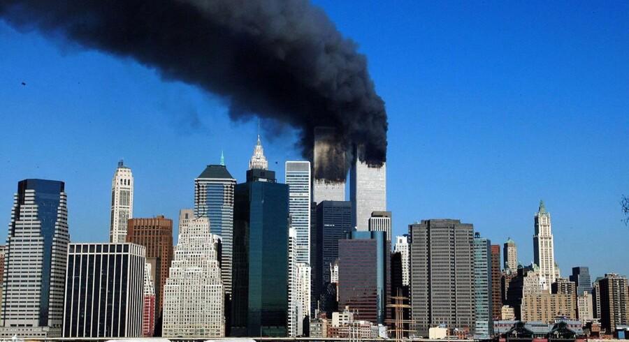 Ved hjælp af ny dna-teknologi har forskere identificeret et mandligt offer fra angrebet på World Trade Center for knap 16 år siden.