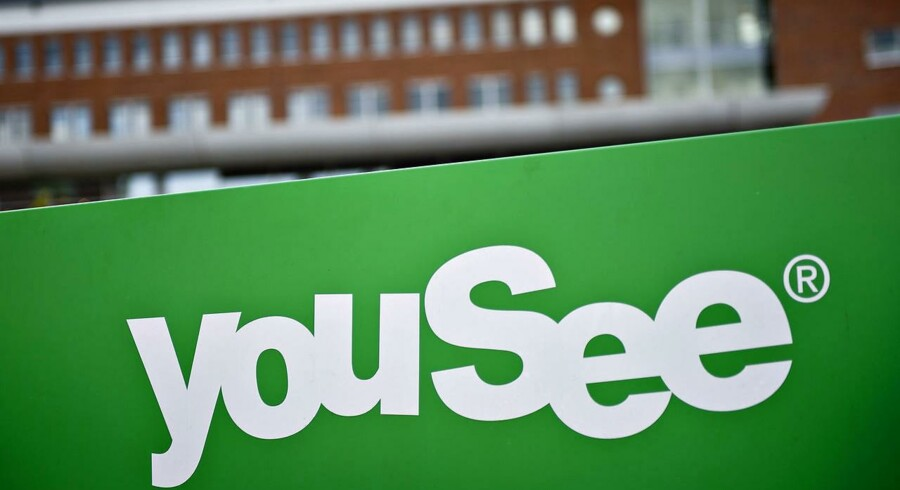 YouSee bliver fremover navnet for TDC til privatkunder i Danmark, og det er en god ide, vurderes det. Arkivfoto: Torkil Adsersen, Scanpix