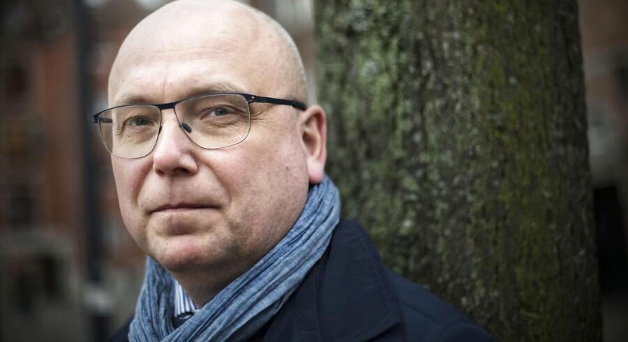 Terrorforsker Magnus Ranstorp
