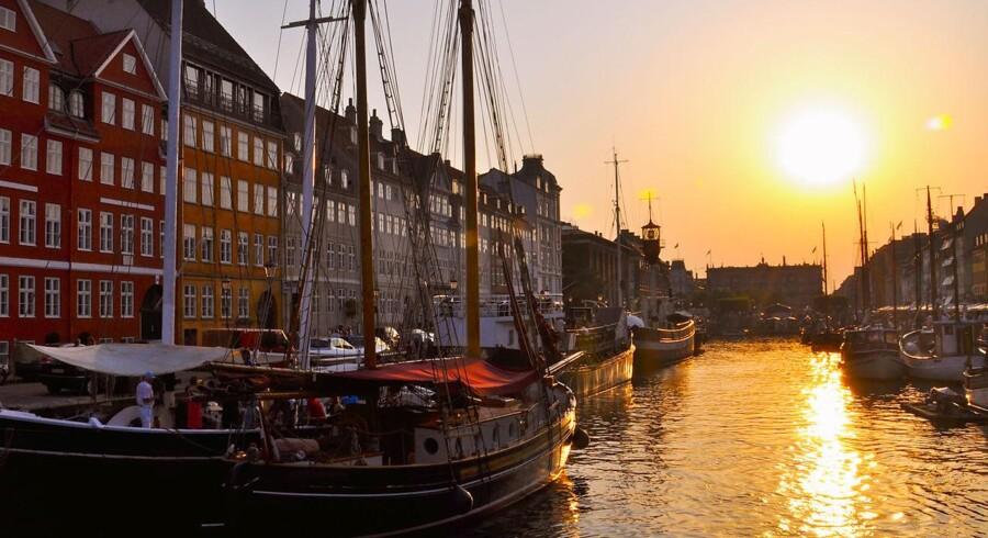 Den perfekte europæiske by har en anseelig del af København i sig - det skyldes især det meget livlige kulturliv i den danske hovedstad.