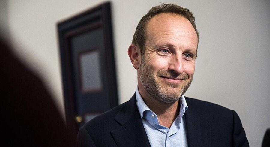 Under tidligere udenrigsminister Martin Lidegaard (R) gjorde udenrigsministeriet det lettere for virksomheder at få tilladelse til at sælge våben og overvågningsteknologi til diktaturstater. Scanpix/Ólafur Steinar Gestsson